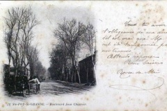 boulevard Charrier