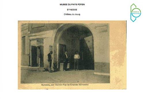 chateau-eynesse
