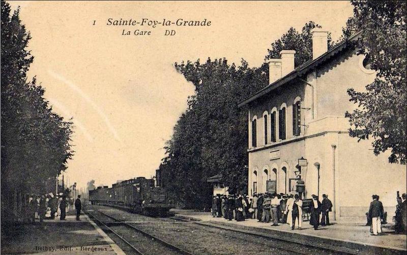 Mus e du pays foyen la gare - Office du tourisme sainte foy la grande ...