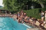 fetes piscine 95