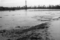 Les inondations de 1957
