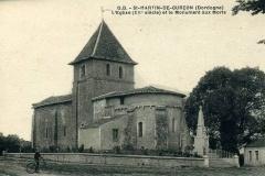 Saint Martin de Gurçon