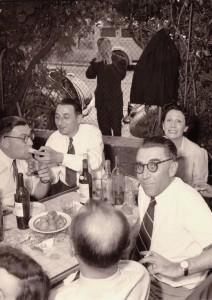 1952 repas de fin d'études10