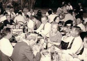 1952 repas de fin d'études2