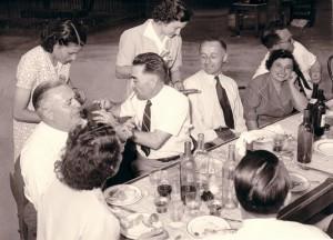 1952 repas de fin d'études3