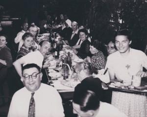 1952 repas de fin d'études4