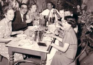 1952 repas de fin d'études5