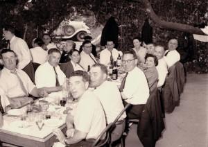 1952 repas de fin d'études8